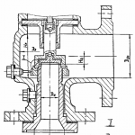 Расчет числа и диаметра предохранительных клапанов для водогрейных котлов